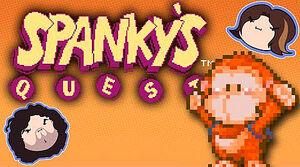 Spanky's Quest 1
