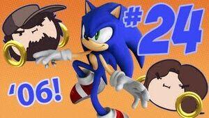 Sonic '06 24
