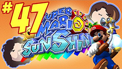 Super Mario Sunshine 47