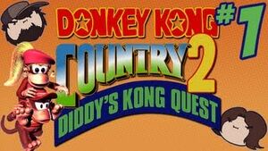 Donkey Kong Country 2 1