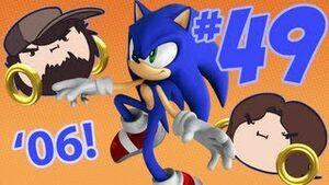 Sonic '06 49