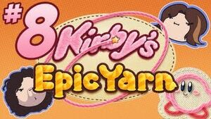 Kirby's Epic Yarn 8