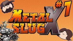 Metal Slug X 1