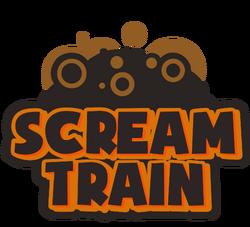 Scream Train Logo