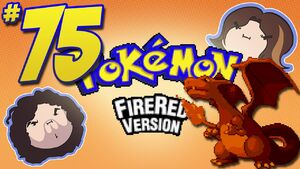 Pokemon FireRed Part 75 - Sneezin' and Peein'