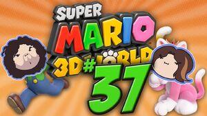 Super Mario 3D World Part 37 - Welcome to Diesville