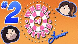 Wheel of Fortune Junior Edition 2