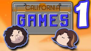 California Games Part 1 - High Stakes