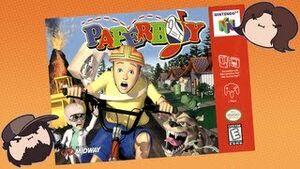 Paperboy 64