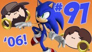 Sonic '06 91