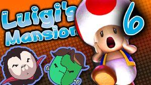 Luigi's Mansion Part 6 - Bamboozled