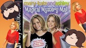 Mary-Kate and Ashley Magical Mystery Mall