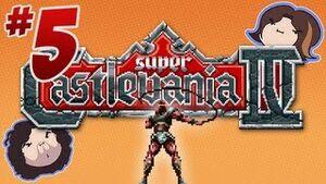 Super Castlevania IV 5