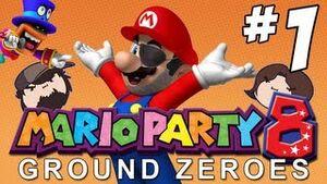 Mario Party 8 Ground Zeroes 1