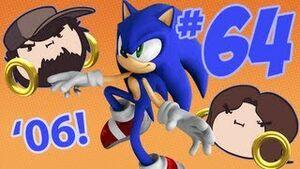 Sonic '06 64