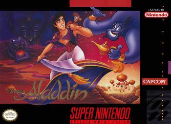 AladdinSNESCover