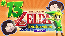 The Legend of Zelda The Wind Waker HD 13