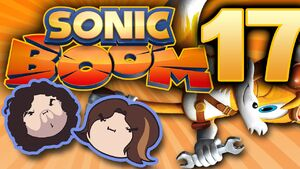 Sonic Boom Part 17 - Stockholm Syndrome