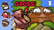 Monster Loves You! Part 2 - Eat It Blotz! Gross!