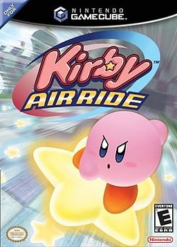 Kirby Air Ride BA
