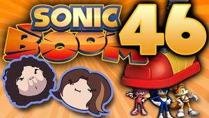 Sonic Boom Part 46 - Danger Ahead