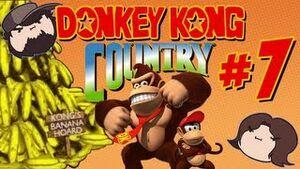 Donkey Kong Country 7