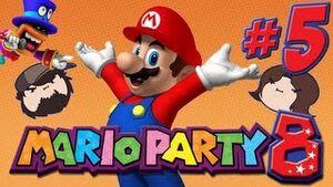Mario Party 8 5