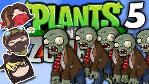 Plants vs. Zombies Part 5 - Bangin on the Keyboard