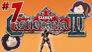 Super Castlevania IV 7