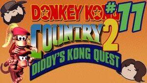 Donkey Kong Country 2 11