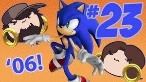 Sonic '06 23