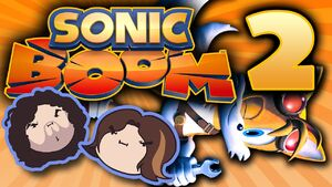 Sonic Boom Rise of Lyric Part 2 - Caught in a Loop