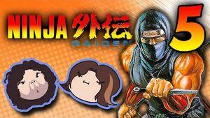 Ninja Gaiden Part 5