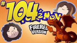 Pokemon FireRed Part 104 - Duck on Duck Action