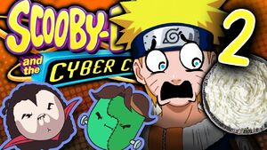 Scooby-Doo and the Cyber Chase Part 2 - Horrible Ninjas