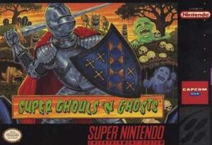 SuperGhoulsGhosts
