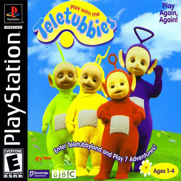 Play With The Teletubbies Game Grumps Wiki Fandom