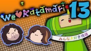We Love Katamari Part 13 - Race for the Prize