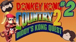 Donkey Kong Country 2 2