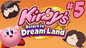 Kirby's Return to Dream Land 5