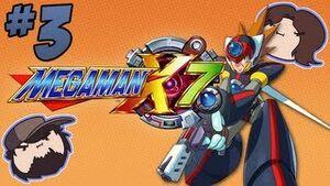 Mega Man X7 3