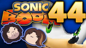 Sonic Boom Part 44 - Can't Stop Won't Stop Might Stop