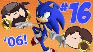 Sonic '06 16
