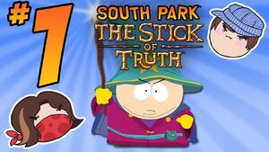 The Stick of Truth Part 1 - Welcome to South Park