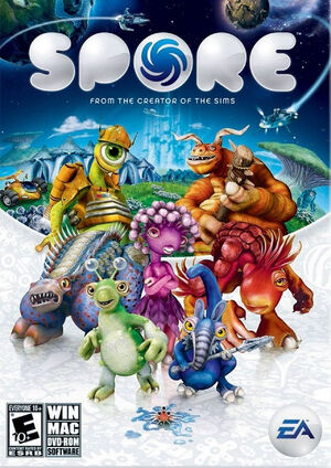 SporeGameCover