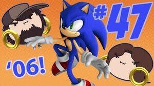 Sonic '06 47