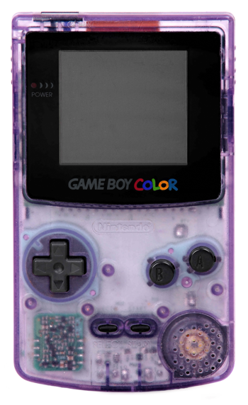 GameBoyColorConsole