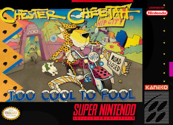 ChesterCheetahTooCooltoFoolCover