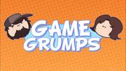 Game Grumps Title Card Jon Version