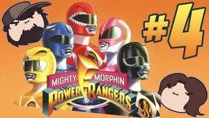 Mighty Morphin Power Rangers 4